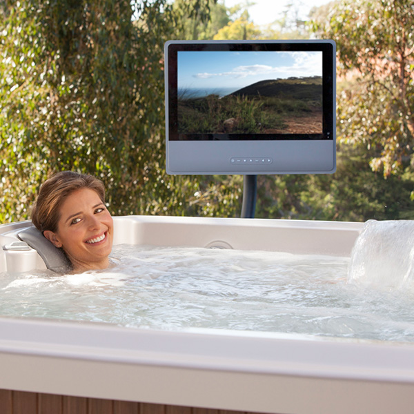 "Hot Spring® Spas 22"" HD Wireless Monitor Product Image"